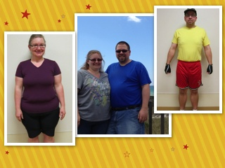 How One Couple Lost Over 131 lbs Together