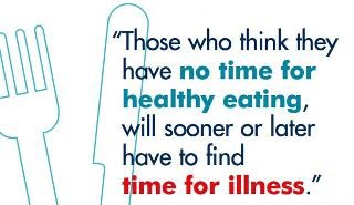 What does eating processed food and inactivity costing you?