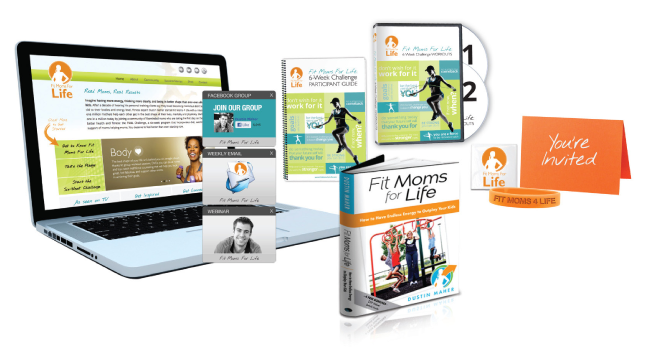 Fit Moms for Life 6 Week Challenge