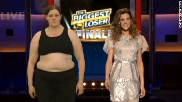 Was The Biggest Loser Winner TOO Thin?