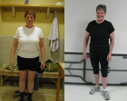 Best Shape of Her Life at 61?  See how she did it