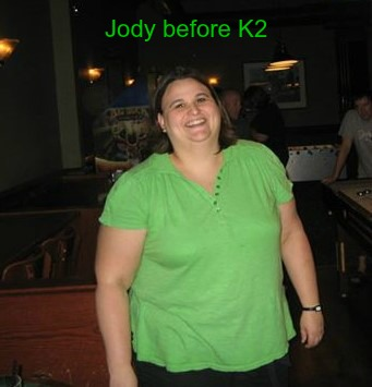Inspiring story of how one woman lost 48lbs and continues to lose!
