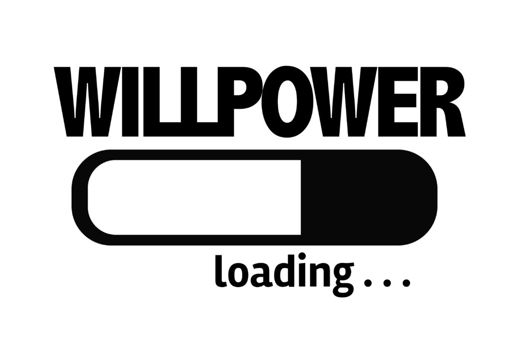 Why you don't need (and can't rely on!) willpower!!